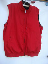 Bolle Golf Storm Water And Wind Resistant Zippered Vest Jacket Men'S Xl
