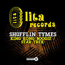 Shufflin Tymes - King Kong Boogie / Star Trek [New CD] Extended Play, Manufactur