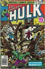 Incredible Hulk #234 - Fine - Marvel Man changes his name to Quasar