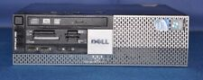 Dell Optiplex 960 SFF QUAD Q9400 2.66 Ghz 8GB DDR2 500GB HDD Win 7 Pro WiFi