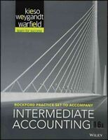 Rockford Corporation : An Accounting Practice Set, Paperback by Kieso, Donald...
