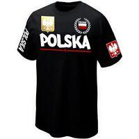 POLSKA T-SHIRT -  POLAND - Silkscreen