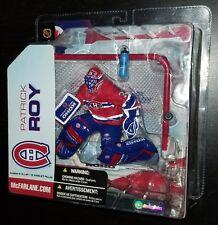 McFarlane NHL Series 5 PATRICK ROY Montreal Canadiens Chase Variant Figure *L00K