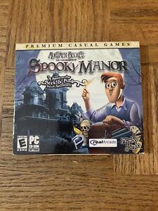 Spooky Manor Computer Game