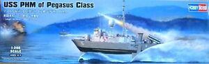 Hobbyboss 1:200 USS Hercules PHM-2 Pegasus Class Attack Patrol Boat Model Kit