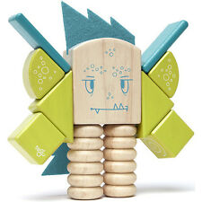 Tegu Magnetic Wooden Blocks Sticky Monsters, Zip Zap - Woodworking Projects