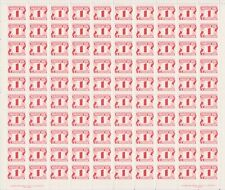 Canada 1c Postage Due Full Sheet Mint NH