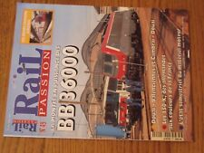 $$$ Revue Rail Passion N°49 BB 36000ZurichDouai - Valenciennes150 X