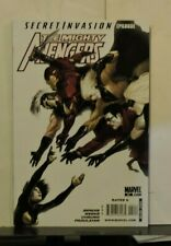 The Mighty Avengers #20 2009
