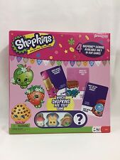 New In Box Shopkins Which Shopkins Are You ? Game Board