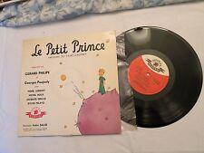"""10"""" 33 RPM, Le Petit Prince, G Philipe & G Poujouly, Disques Festival, VG++"""