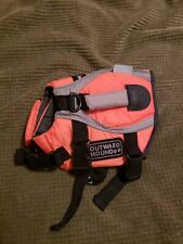 Outward Bound Dog Canine Life Vest Size Xs/S