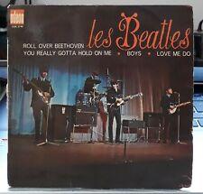 LES BEATLES EP ROLL OVER BEETHOVEN / LOVE ME DO - SOE 3746 FRANCE - 1964