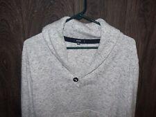 Benson NYC Fisherman Style Sweater LARGE Poly/Cotton/Viscose Blend NWOT