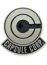 *NEW* Dragon Ball Z: Capsule Corp Belt Buckle by GE Entertainment