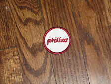 philadelphia phillies, vintage patch,nos, 1960's