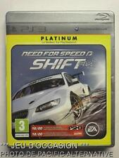 OCCASION: Jeu platinum NEED FOR SPEED SHIFT PS3 playstation 3 sony francais  #1
