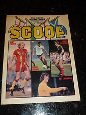 SCOOP Comic - No 122 - Date 17/05/1980 - UK Paper Comic - Inc Pull-Out