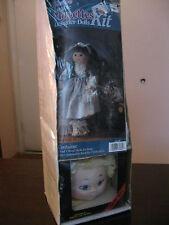 Darice Lovable Mopettes Kit Designer Dolls / Blond Blonde Hair