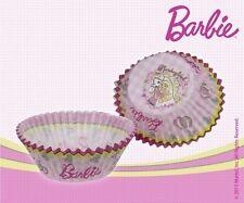 """Muffinförmchen """"Barbie"""" - ca. 5,5 x 2,5 cm - 50 Stück - Pferdeparty"""