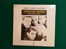 Depeche Mode, Some great videos, Laserdisc
