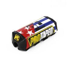 "1 1/8"" Pro Handlebar Fat Bar Pad ATV Dirt Pit Bike Motocross Enduro Supermoto"