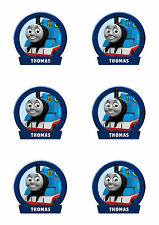 t shirt transfers . iron on  set of 6 THOMAS  TANK