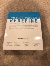 Rodan and Fields anti-age REDEFINE Regimen NEW & SEALED FREE SHIPPING!!!