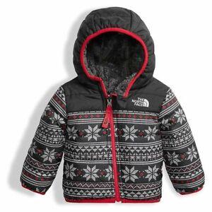 The north face toddler jacket Reversible Mount chimborazo Hoodie infants12-18M