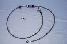 EVO 4au 9 Uprated turbo oil feed ligne & Filtre Kit-convient pour evo 4 5 6 7 8 & 9