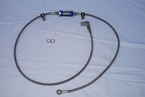 Evo 4-9 Uprated Turbo Oil Feed Line& Filter  Kit - Fits Evo 4 5 6 7 8 & 9