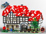 """Silver Pot Inn"" - MOC - PDF-Bauanleitung - kompatibel mit LEGO Steine"