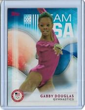 SWEET 2016 TOPPS OLYMPIC GABBY DOUGLAS CARD #75 ~ GYMNASTICS GREAT ~ MULTIPLES