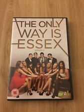 The Only Way Is Essex TOWIE DVD Box Set Series 2 PERFECT CONDITION