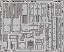 Eduard 1/48 BAe Sea Harrier FA.2 Exterior # 48829