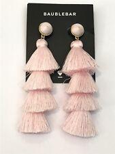 Gabriela Tassel Fringe Earrings BAUBLEBAR