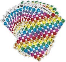 1300 Pegatinas De Recompensa Sparkle sonrisa maestro de escuela-Sparkle sonrisas Value Pack