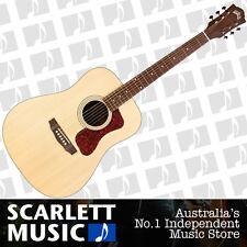 Guild D-240E Maple Dreadnaught Acoustic Electric Guitar D240E w/ Free Gigbag