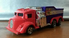 Hot Wheels Red Truck Haulers Handy Cams  with 2 motors Collectible Hot Rod Toy