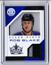 13-14 2013-14 Totally Certified Clear Cloth Jerseys Prime Blue #CLRBL Blake /25