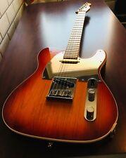 Fender Telecaster USA Deluxe, Cherry Sunburst, Custom Pickup, Maple Neck, CASE