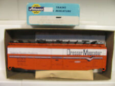 HO 1/87 sc Athearn #5274 DRESSER MAGCOBAR 42886 50' PD Box Freight Car KIT NIB