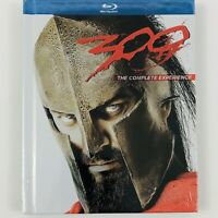 300: The Complete Experience (Blu-ray, DigiBook, Embossed Cover, Canadian)