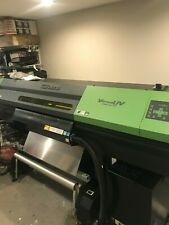 """Roland Printer Lec-330 30"""" Uv & Cutter (6 Color) Cmyk-Ww Used Excellent Heads"""