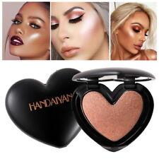 Femme Face Surligneur Bronzer Palette Ombre à Paupière Contour Maquillage Poudre