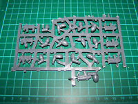 7 Space Marine Primaris Reivers Bolt Carbines and Arms (bits)