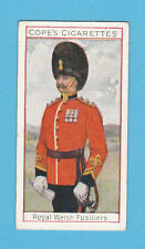 MILITARY  -  COPE  BROS.  -  RARE EMINENT BRITISH OFFICERS CARD NO.  2  -  1908
