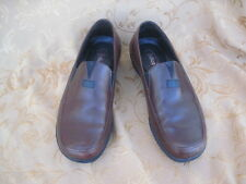 1803 Brown Leather Loafers Portugal Size Womens 38  US 7.5  - 8