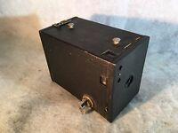 Vintage Kodak No. 2 Brownie Model F Box Camera