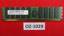 HP -micron 4GB DDR3 RAM 2RX4 PC3-10600R-9 REG DIMM, 500658-B21, 500203-061